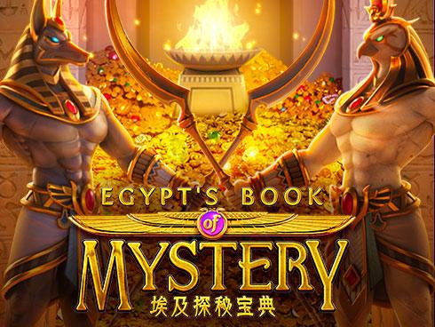 Egypt's Book of Mystery เกมและการสาธิต | เล่น Egypt's Book of Mystery ที่  Bitcasino ด้วย บิตคอยน์
