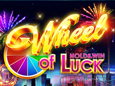 Wheel of Luck Hold and Win